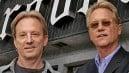AMERICA (from left): Dewey Bunnell and Gerry Beckley. Photo from official america homepage