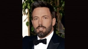 "AFFLECK. Won over Steven Spielberg and Ang Lee for ""Argo."" AFP"
