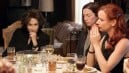"This image released by The Weinstein Company shows, from left, Meryl Streep, Julianne Nicholson and Juliette Lewis in a scene from ""August: Osage County."" AP"