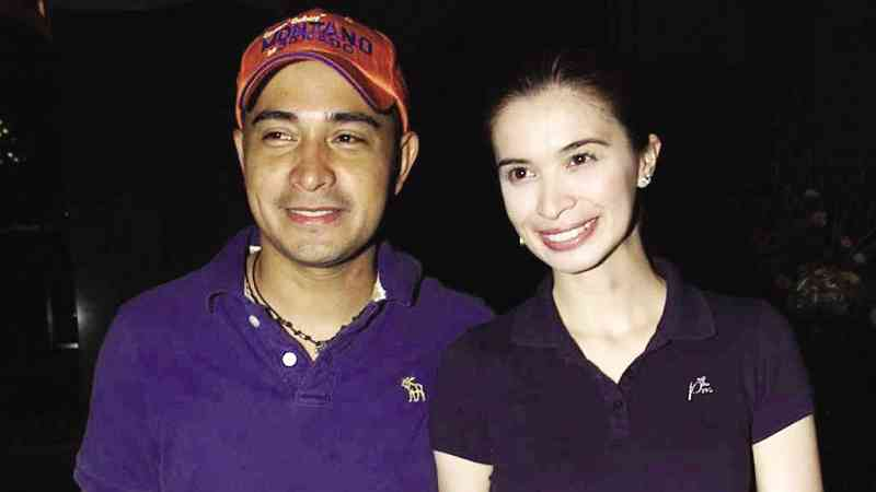 CESAR Montano and Sunshine Cruz. His sister hopes they can settle differences discreetly.
