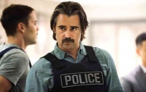 COLIN Farrell portrays one of three damaged cops in Season Two.